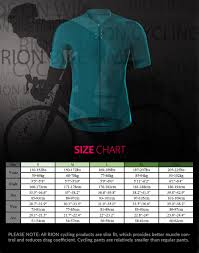 Paladin Cycling Jersey Size Chart Rion Cycling Men Mtb Road Mountain Bike Jerseys Short Sleeves Summer Spring Breathable Bicycle Gray Tour Team Uniform Dh Tops