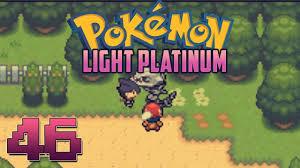 Merydian City Light Platinum Gym Ice Smash And Dig Pokemon Light Platinum Episode 36 By
