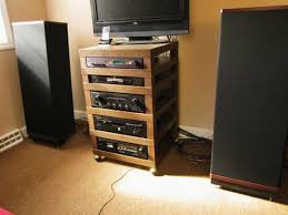 audio equipment rack. Although Audio-visual Components Are Getting Smaller And Sleeker For Most Of Us, There\u0027s Still A Segment Pro-sumer Audio- Cinephiles Who Stay Stocked Audio Equipment Rack M