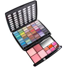 shany glamour makeup kit eye shadow blush powder vine walmart