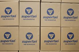 if all the existing ceiling fans in india are replaced by superfan the electricity demand reduces from 13650mw to 4900mw a huge demand reduction of