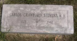 Dr Carlos Crawford Stevens (1878-1947) - Find A Grave Memorial
