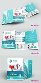 Pamplet Templates Brochures Red Computer Repair Bi Fold Brochure Template Bi Fold