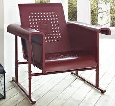 Chic Glider Loveseat Patio Furniture Outdoor Gliders Outdoor Patio Outdoor Glider Furniture