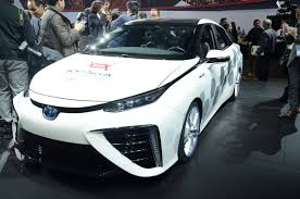 Toyota Brings Mirai-Based Research Vehicle To NAIAS [New Pics ...