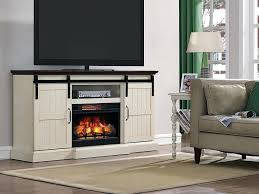 fireplace tv stands in infrared electric firebox with log set ii042fgl electric fireplace tv stand home