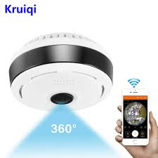 <b>Kruiqi</b> Home Security 1080P <b>IP Camera</b> Wifi 2MP Audio Record SD ...