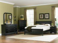 bedroom decor with black furniture. green bedroom design with dark furniture i would love to decorate like this for the guest when we have a housecondo use current master decor black