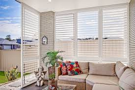 4 Reasons To Consider Plantation Shutters For Outdoors