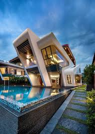 architectural house. Villa Mistral By Mercurio Design Lab - Singapore · LabDesign IdeasArchitecture House Architectural E