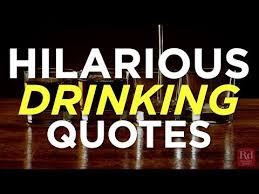 Drinking Quotes Fascinating Hilarious Drinking Quotes YouTube
