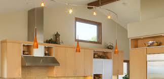 Pendant lights for track lighting Kitchen Functional Multi Track Lighting Pendants Design Studio West Design Studio West Kitchen Transformation Pendant Lights