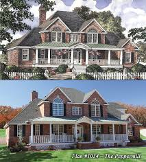 images about Home Exterior on Pinterest   Country House    Bricks