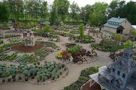 our enchanted gardens