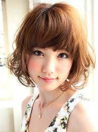 Japan Women Hair Style short hairstyle with weave short hair weave styles bakuland women 8706 by wearticles.com
