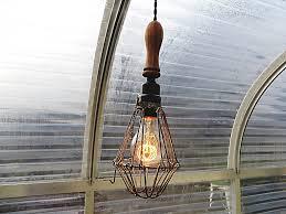 rustic diy hanging lights