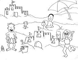Small Picture Beach Coloring pages wallpaper