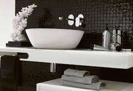 Black And White Bathroom Inspiring Black And White Small Bathroom Desig 4798