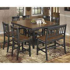owingsville 8 piece counter dining set