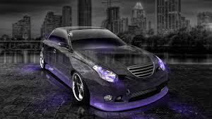 toyota verossa jzx1 jdm crystal nature car