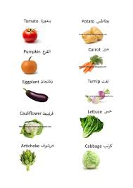 Navneet Big Wall Chart Vegetables Punctual Vegetables Chart