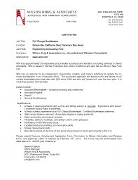 bookkeeping resume example collections resum objective for objective for bookkeeping resume