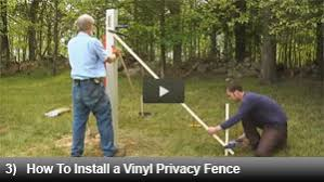 vinyl fence panels home depot. How To Install A Vinyl Privacy Fence Panels Home Depot I