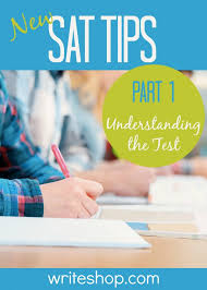 I scored           on SAT practice test  What are tips and     The New        SAT