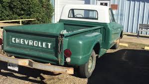 Longstepper! 1967 Chevrolet Pickup