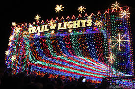 How Long Is The Trail Of Lights Trail Of Lights Mad Betty