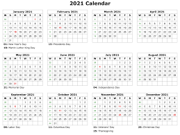 Portrait) on one page in easy to print pdf format. Printable 2021 Yearly Calendar With Boxes Page 1 Line 17qq Com