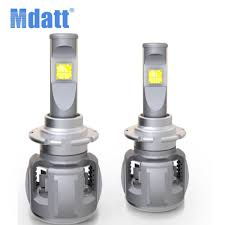Goede Koop Mdatt H4 Led H7 X70 D1s D2s D3s D4s Auto Koplamp Lamp H11