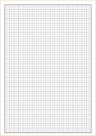 Graphing Paper A4 Grid Template 1 Cm Graph Luisviol Co