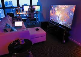 hue lighting ideas. Gaming-hue-light Hue Lighting Ideas