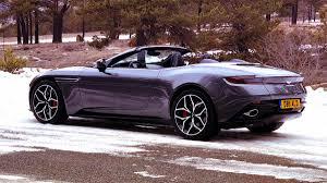2019 Aston Martin Db11 Volante Review The Zero Compromise Convertible