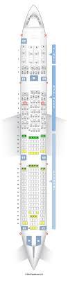 A343 Jet Seating Chart Seatguru Seat Map Swiss Seatguru