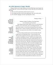 Paper Written In Apa Style Magdalene Project Org