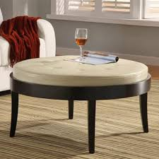 Round Table Ottoman Modern Round Coffee Table Coffee Table Modern Round Glass Coffee