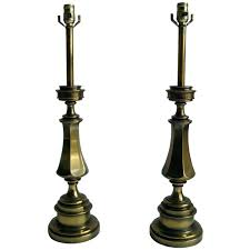 stiffel lamp shades value of lamps table lamps pair of solid brass lamps for at