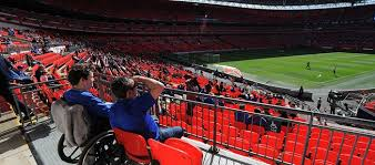Wembley Stadium Nfl Seating Chart Disabled Access