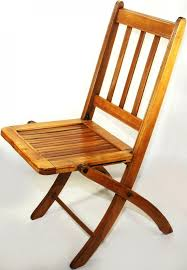 folding wooden chair chairs ikea fold up for used