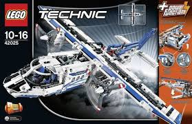 Flugzeug lego technic