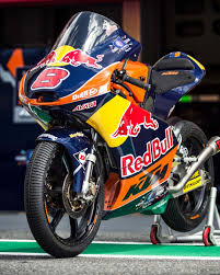 Moto3 rider Jack Miller's KTM Bike Revealed