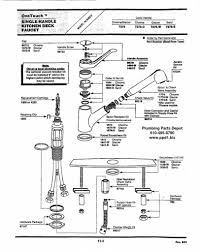 repairing moen kitchen faucet handlemoen single handle kitchen faucet repair diagram sinks and