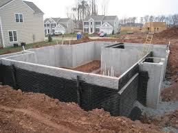 Things To Remember About Drainage Tile Waterproofing - Exterior drain pipe