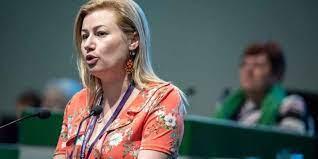 Admin officer Josie Bird elected as new UNISON president | UNISON NI