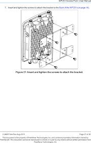 prw5000aa wireless 802 11ac b g n access point user manual my page 27 of prw5000aa wireless 802 11ac b g n access point user