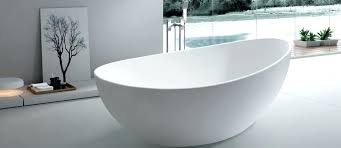 oval freestanding bathtub jacuzzi primo white acrylic oval freestanding bathtub reviews