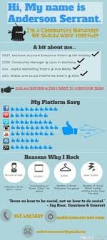 Convert Resume To Cv Now Here's A BadAss Infographic Resumé It Cost 100100 The 70