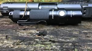 Fenix Weapon Light Edc Flashlight Review Fenix Ld12 2017 Edition Swift